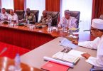 Security chiefs brief Buhari ahead May 29 inauguration