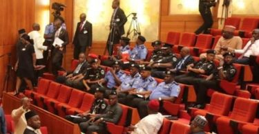 INSECURITY: Senate grills IGP Adamu behind closed doors