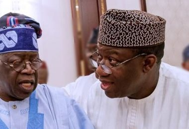 NGF: Tinubu expresses confidence in Fayemi