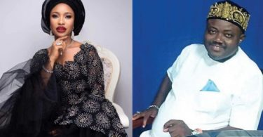 Tonto Dikeh blasts AGN chairman for threatening to sanction her over marriage breakup issues