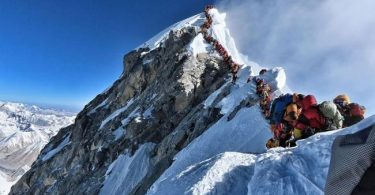 3 Indian climbers die on Mount Everest