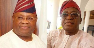 JUST IN... ADELEKE Vs OYETOLA: Supreme Court adjourns till July 5 to deliver judgement