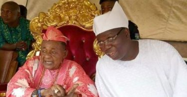 INSECURITY: Alaafin, Adams reveal Yoruba's plans to end menace