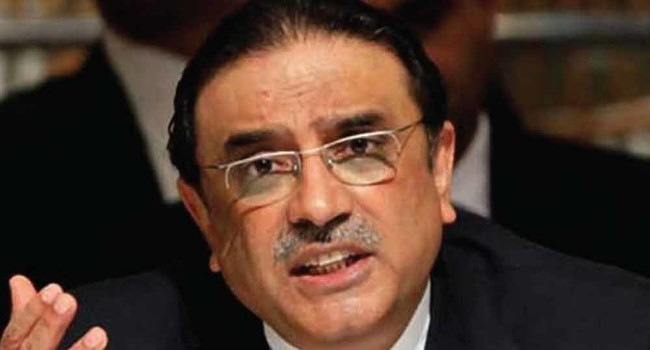 Former Pakistan President Asif Ali Zardari arrested over fake bank accounts