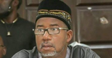 Bauchi gov, Mohammed in self-isolation after coming in contact with Atiku's son