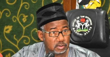 BAUCHI: Gov Mohammed sacks special adviser six weeks after appointment