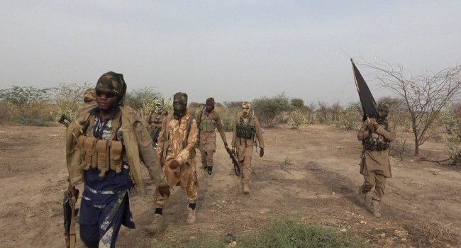 Three soldiers, policeman killed in ISWAP attack on Borno community