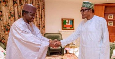 Zamfara governor Matawalle seeks Buhari's help to end banditry