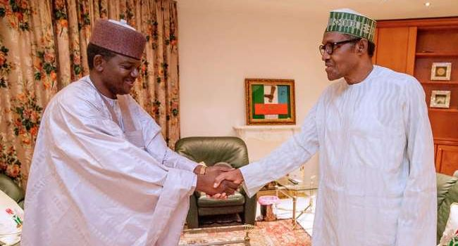Insecurity: What Gov. Matawalle Told Buhari Behind Closed Doors