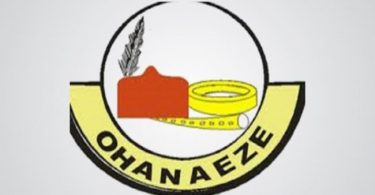 'Monkey de work, baboon de chop,' Northern group mocks Ohaneze for begging Buhari for SGF slot