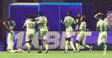 Ola Aina Super Eagles