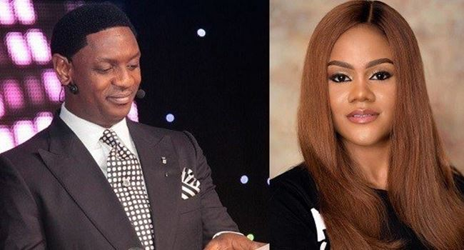 Support mounts for Busola Dakolo should Pastor Fatoyinbo sue over rape accusations