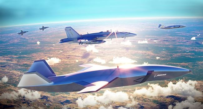 Robotic fighter jets soon to be deployed for combat missions