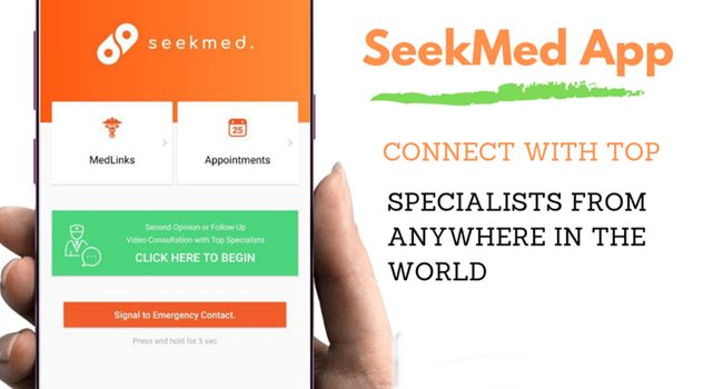Mobile telemedicine app offering users second medical opinion launched