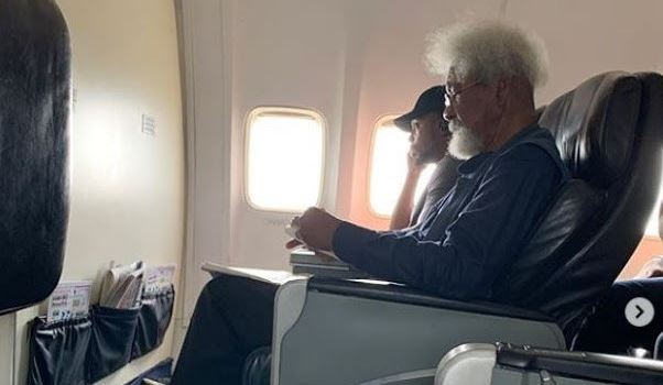 False claims trail man who asked Prof. Soyinka to vacate his window seat