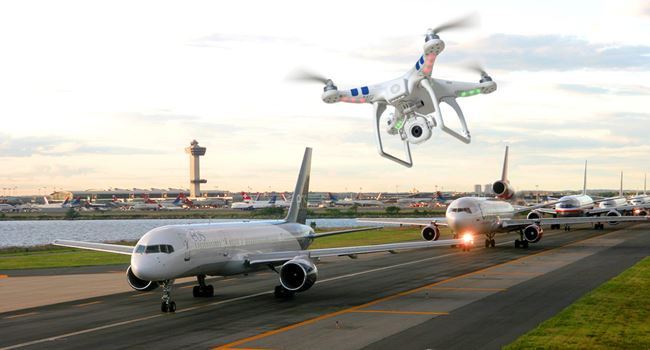 Unauthorised drones disrupt flight operations at Singapore airport