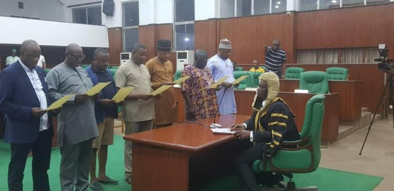 Edo State House of Assembly takes off amidst controversies
