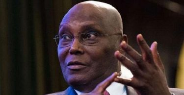 There are indications Saraki's corruption case is persecution – Atiku