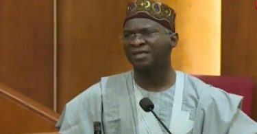 2020 BUDGET: Senators turn back junior minister, insist on Fashola