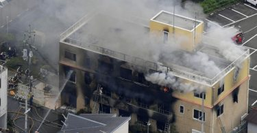 Japanese police launch probe into arson attacks which claimed 33 lives