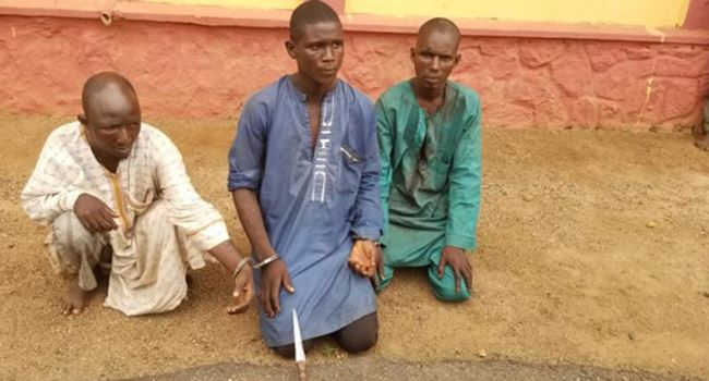 Three herdsmen arrested for allegedly killing farmer in Ogun