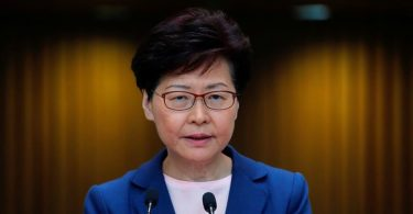 Hong Kong leader moves to quell violent protest, says controversial extradition deal is 'dead'