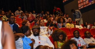 Data reveals Nigerians spent N3bn in cinemas in first half of 2019