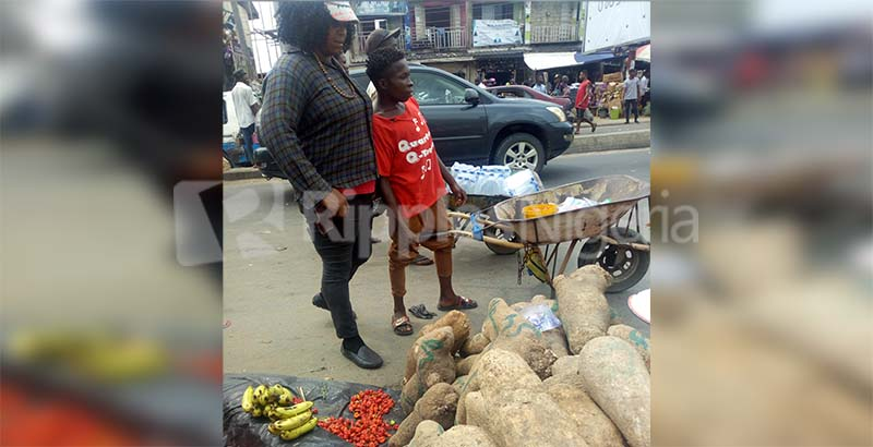 INVESTIGATION... Thugs rule in Rivers markets, force multiple illegal taxes on petty traders, as govt feigns ignorance