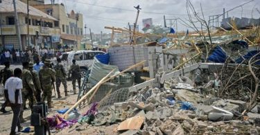 Somali forces end al-Shabaab's overnight attack on hotel which claimed 13 lives