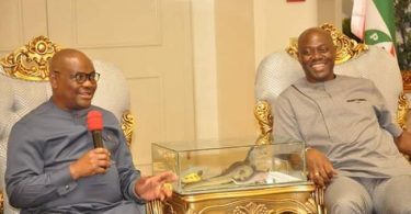 HOUSE OF REPS CRISIS: What do you expect in a gathering of traders and merchants, Gov Wike asks