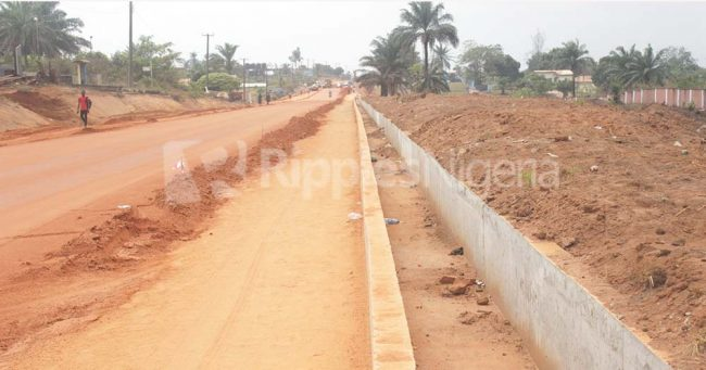 INVESTIGATION.... ABIA STATE: Federal roads in bad shape, as run-away contractors abandon projects