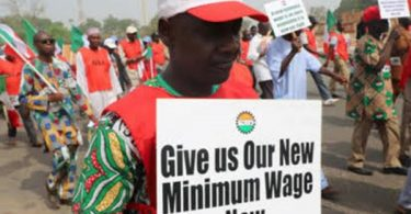 TUC suspects govt wants to backtrack on payment of new minimum wage