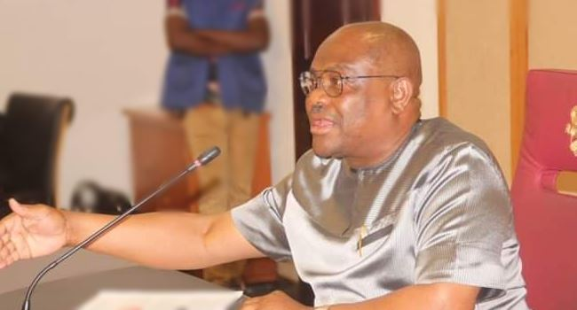 Gov Wike accuses NDDC of duping Rivers people on Mother & Child Hospital project