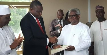 EFCC hands over property