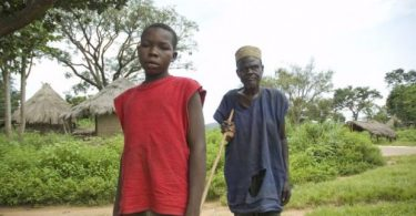 '40 million Nigerians at risk of river blindness'