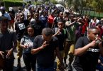 Ethiopian Jews protest after Israeli policeman kills teen