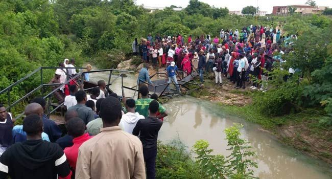 ATBU VC blames selfie taking students for bridge collapse tragedy
