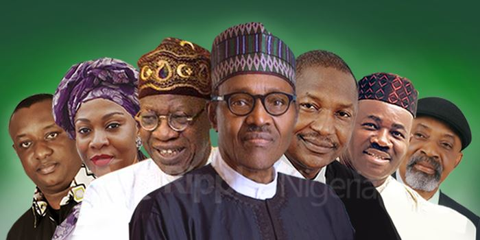 Who cares about Ministers? See 5 Human Development Index issues Buhari must fix