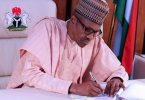 JUST IN.... Buhari signs Bill to change the name of Nigeria Prisons
