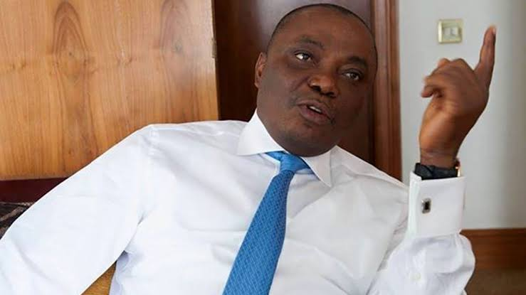 Sen Nwaoboshi begs court to vacate order that handed his property to govt