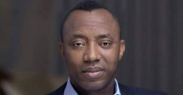 DSS confirms Sowore's arrest, States reason