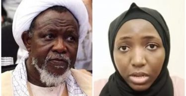El-Zakzaky daughter calls for continued protests to free her father