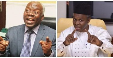 Falana, El-Rufai lock horns over El-Zakzay's medical trip