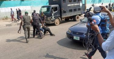 #RevolutionIsNow protest fails to take place in Ondo, turns violent in Osun