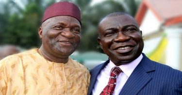 RUGA: Ohanaeze reacts to allegation Nwodo, Ekweremadu received N6.2bn bribe from Buhari