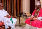 I have figures of votes from your people, Buhari says as Olu of Warri demands ports facilities in Eastern corridor