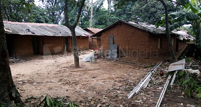 Enugu forgotten camp where life is brutish, nasty and sometimes, short