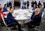 G7 SUMMIT: Trump, Western allies at rift over trade war with China, Iran, N'Korea & Russia