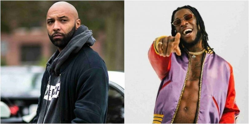 Nigerian music fans roast American rapper Joe Budden for saying Burna Boy's album is 'ridiculous'