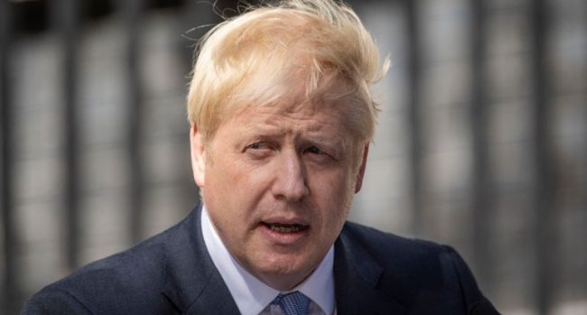 Boris Johnson loses support from within his own party over plans to suspend parliament